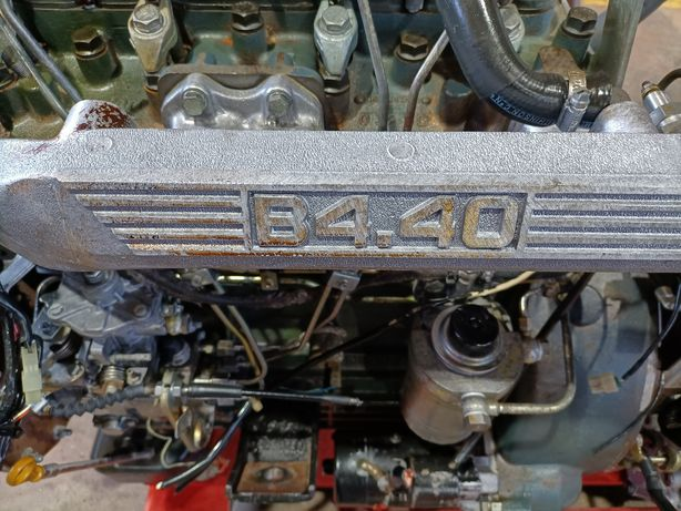 Motor Nissan atleon b4 40
