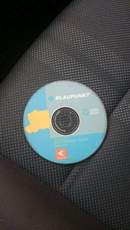 Płyta CD z Nawigacją