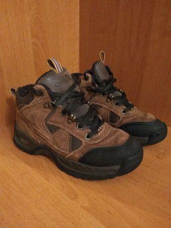 Кожаные детские ботинки Cherokee