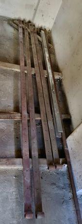 Zawiasy do bramy wrót bramy drewnianej 2,2 i 2,5 metra !