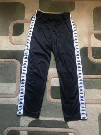 Каппа / Kappa с лампасами спортивные штаны мужские XL Оригинал