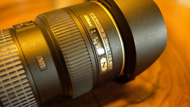 NIKON AF-S ,16-35mm ,jak nowy