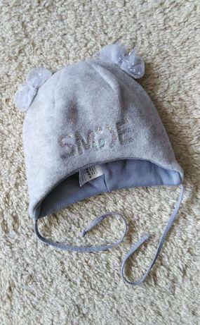 Теплая шапочка Broel