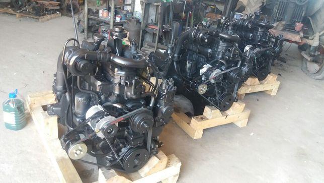 Двигатель Д 240, Д 243, Д 245