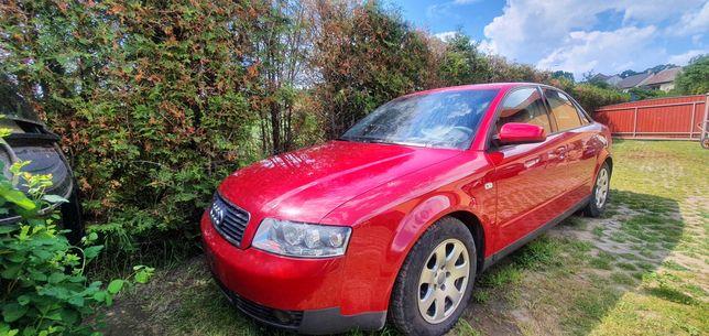 Audi a4 b6 2.0 ALT zadbany sedan