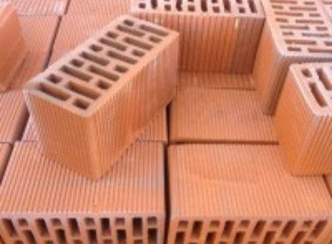 Цегла, блок керамічний