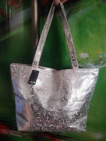 Женская сумка шопер, пляжная вместительная НОВАЯ