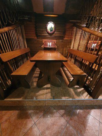 Дуб стол лавка скамейки