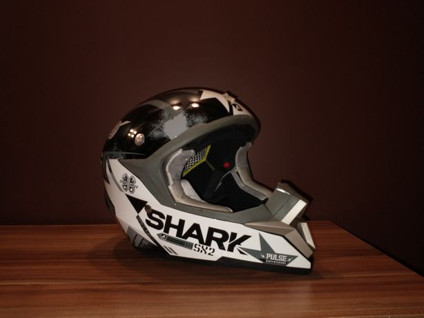 Kask Shark SX2 Wacken. Rozmiar L
