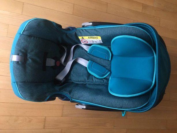 Автокресло Britax Romer Baby-Safe Plus + Isofix база