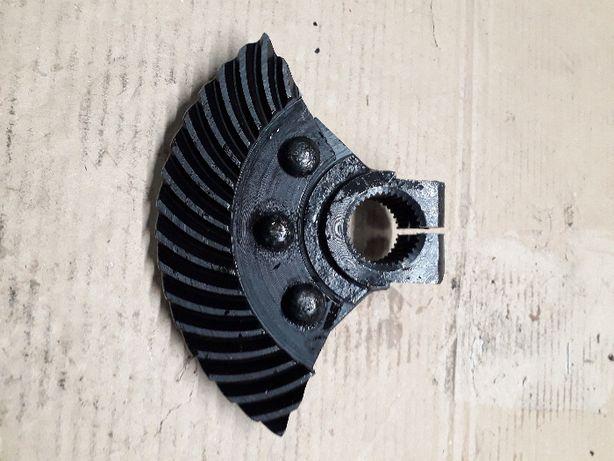 Wycinek zębaty Z piastą kolumny kierowniczej C-330