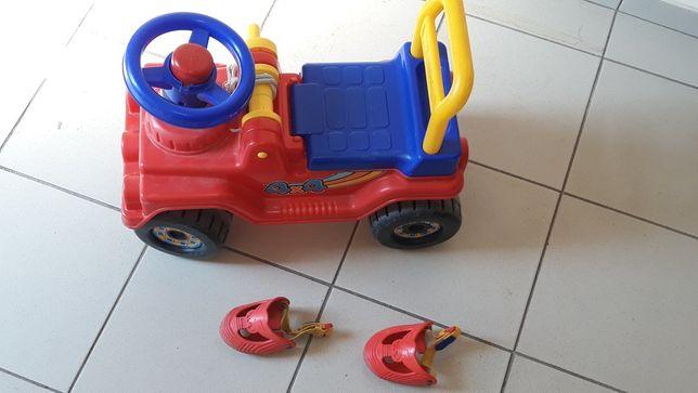 Машинка каталка толокар