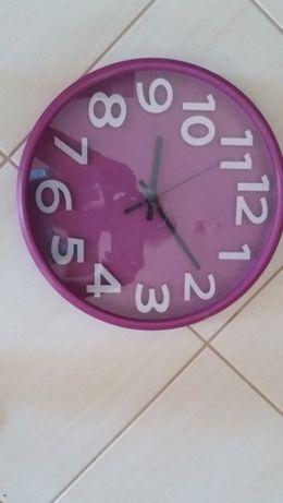 Zegara różowy