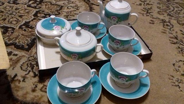 Чайный сервиз Довбыш
