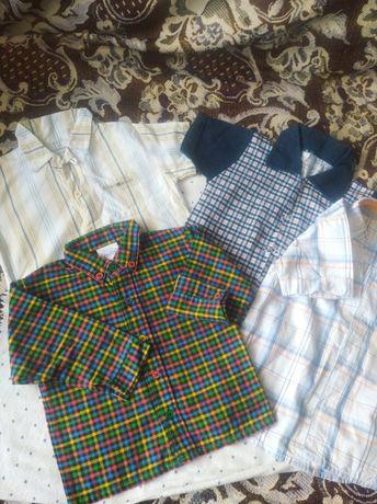 Сорочки, рубашки 1-2р.фірмові