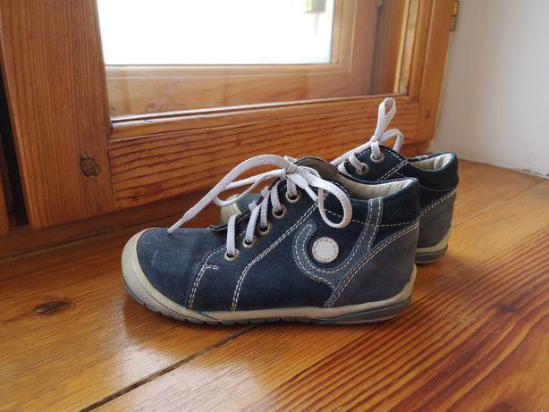 Демисезонные ботинки ботиночки кроссовки Daumling для мальчика 15,5см