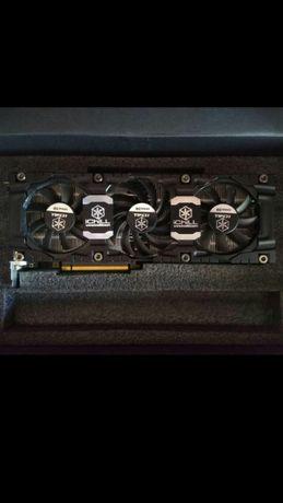 Видеокарта Inno3D iChill GeForce GTX 760 2Gb/256Bit GDDR5