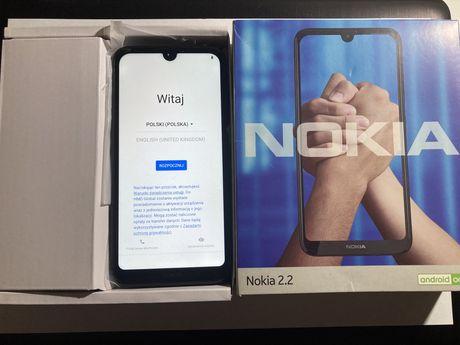 Smartfon Nokia 2.2 Dual Sim