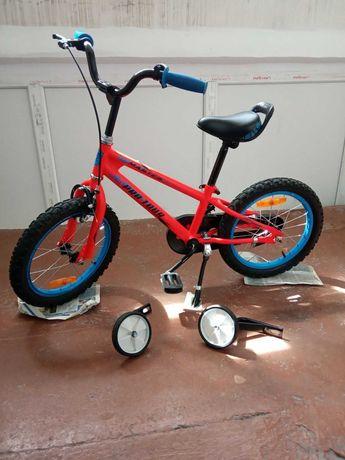 Детский велосипед колеса 16
