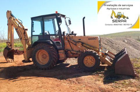 Prestação De Serviços Agrícolas/Industriais