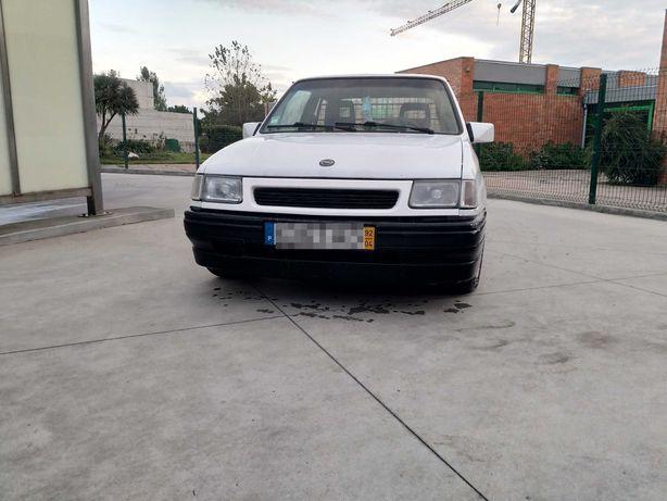 Opel corsa A delvan TD