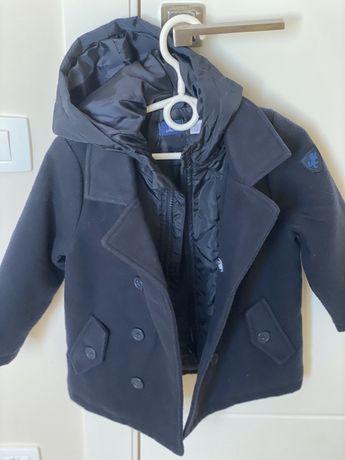 Пальто/куртка Chicco для мальчика, надели 1 раз