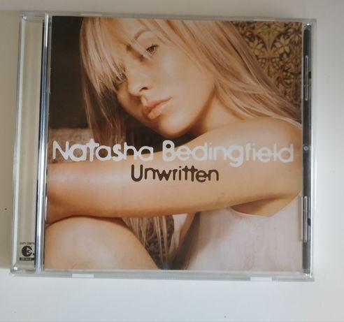 Płyta CD Natasha Bedingfield. album Unwritten