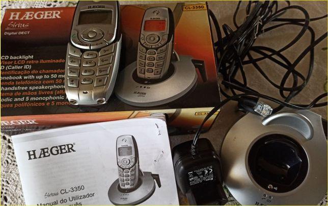 Telefone Sem Fios (Portátil)