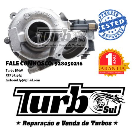 Turbo BMW REF 762965