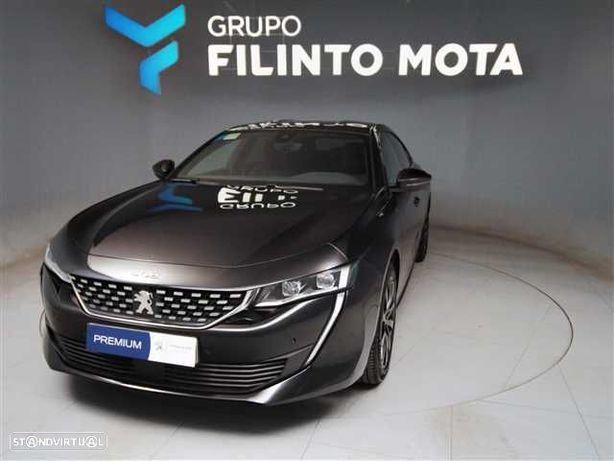 Peugeot 508 1.5 BlueHDi GT Line EAT8