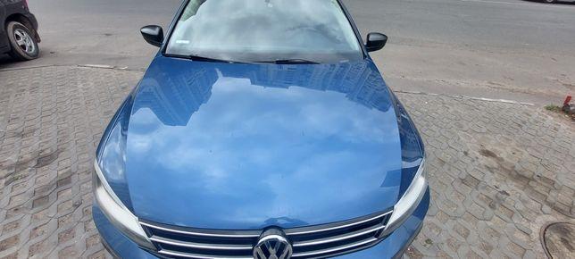 Капот Фольцваген VW  Jetta 2014