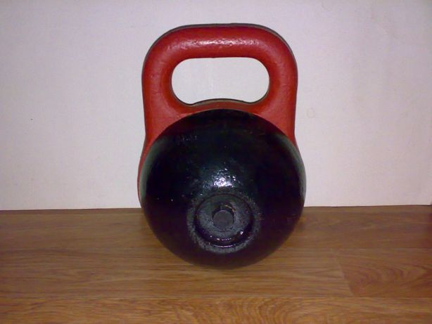 Разборная гиря 28 кг