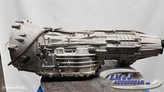 Caixa de velocidades automática PORSCHE CAYENNE (9PA) S 4.5   09.02 - 09.07 Usad...