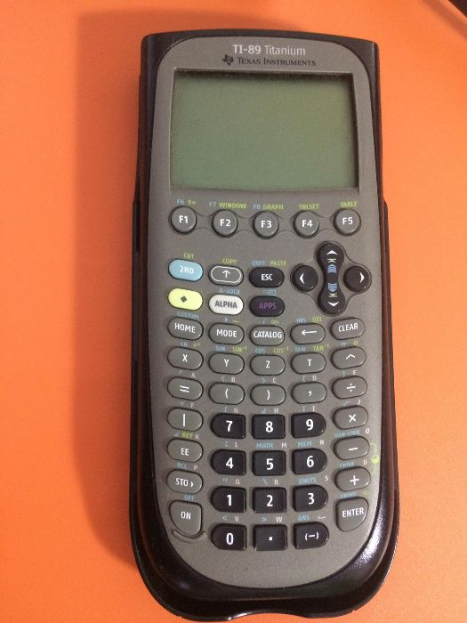 Máq calculadora gráfica / científica Texas Instruments TI-89 Titanium