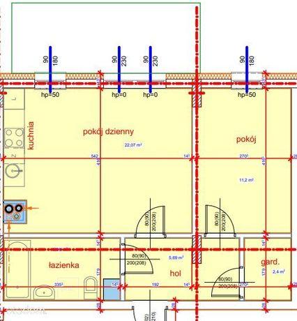 2 pokoje, garaż podziemny,winda,Aleksandrów Łódzki