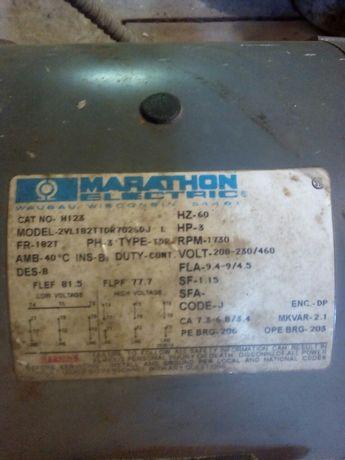 Мотор Marathon Electric H123