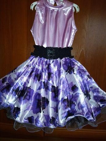 Выпускной наряд платье