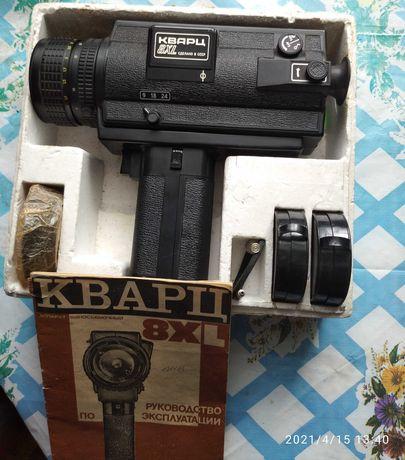 Продам новую советскую кинокамеру