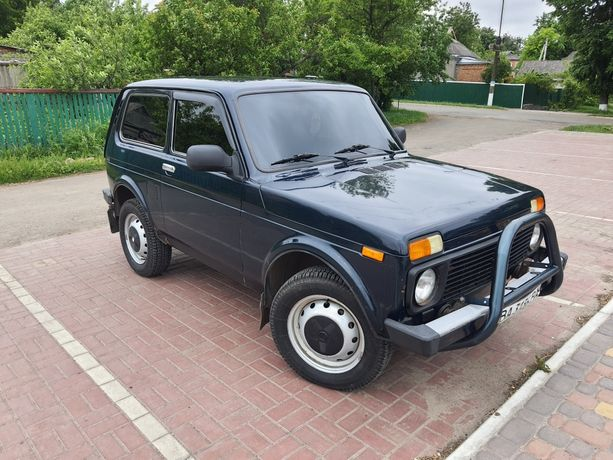 ВАЗ 21214 Ніва (нива) продам