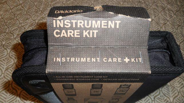 Gitara - kit do czyszczenia D'addario USA