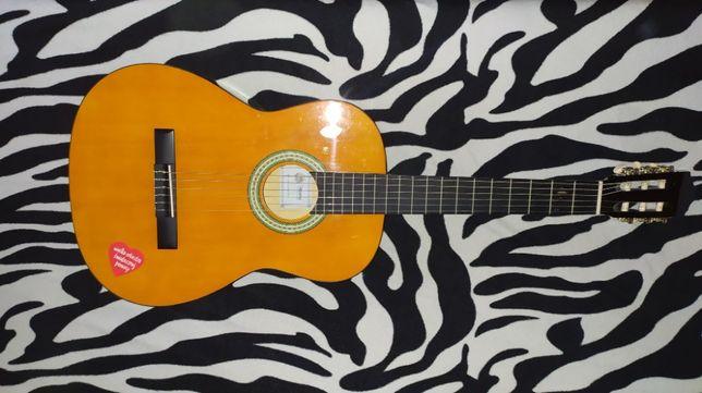 Gitara klasyczna firmy Messina + futerał