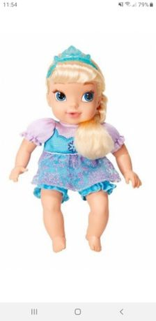 Lalka Kraina Lodu Elsa Disney Baby