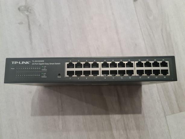 Свитч TP-LINK 24-Port Gigabit Easy Smart Switch