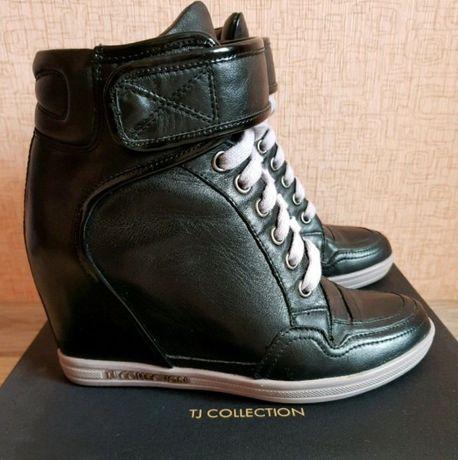 Сникерсы ботинки TJ Collection