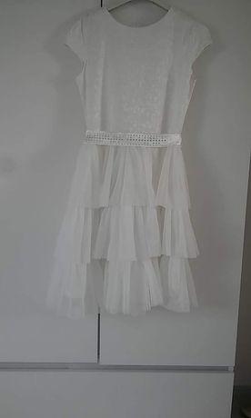 Sukienka dziewczęca rozm 158