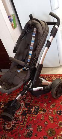 Универсальная коляска 2в1 ABC 3tec