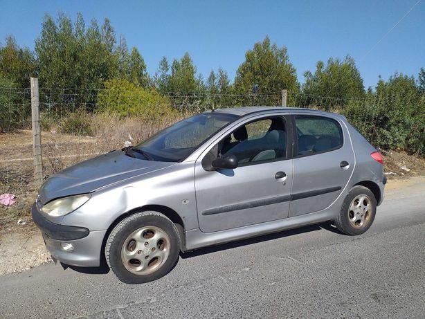 Peugeot 206 para pecas 1.1  / GTI  / CC