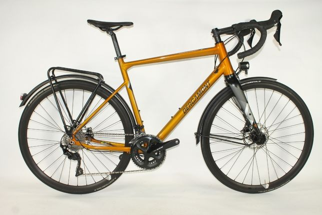 Gravel/Endurance велосипед Bergamont Grandurance RD 7 2020
