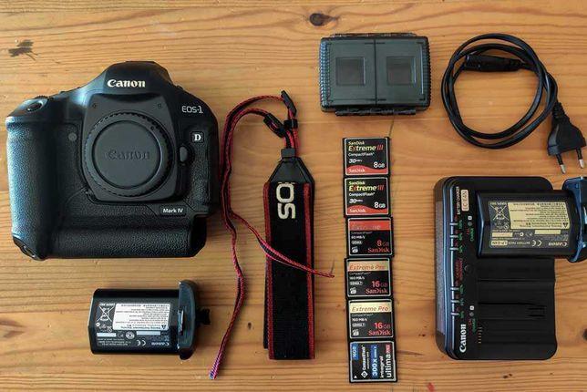 Canon EOS 1D Mark IV -  #excelente estado#