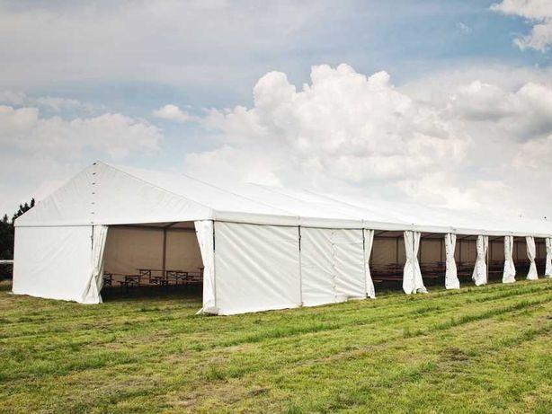 Namiot bankietowy, namiot weselny, namiot na wesele, wynajem namiotu